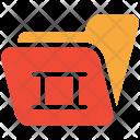 Folder Icons Photographs Icon