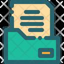 Folder Document Task Icon