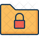 Folder Locked Folder Folder Security Icon