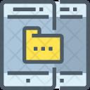 Database Mobile Folder Icon