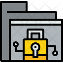 Folder Security Safety Icon