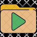Play Folder Music Icon