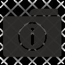 Folder Info Warning Icon