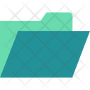 Folder Data Storage Document Icon