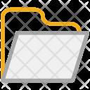Folder Open Opened Icon