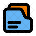 Folder File Document Icon