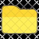 Folder User Interface Icon