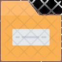 Folder Files Data Icon