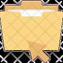 Click Cursor Folder Icon