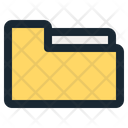 Folder Document Page Icon