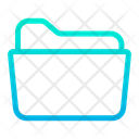 Archive Data Collection Storage Icon