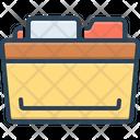 Folder Files Dossier Icon