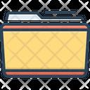 Folder File Notebook Icon