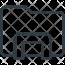 Folder Directory Holder Icon