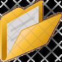Business Finance Folder Icon