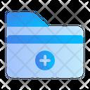 Folder Medical Medicine Icon
