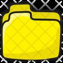 Folder Binder File Icon