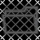 Folder Sign Ui Icon
