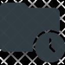 Folder Directory Temp Icon