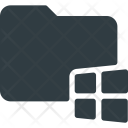 Folder Directory System Icon