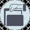 Business Folder Document Icon