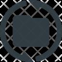 Folder Directory Reload Icon