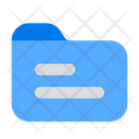 Folder Files Archive Icon