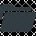 Folder Directory Open Icon