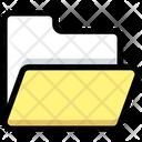 Folder Document Data Icon