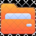 Folder Folders Office Material Icon