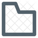 Archive Folder Interface Icon