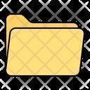 Folder Directory Empty Icon