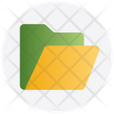 Storage Office Empty Folder Icon
