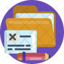 Creative Design Folder File Icon