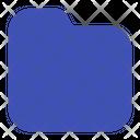 Folder Archive Empty Icon