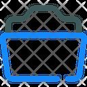 Folder Open Data Icon