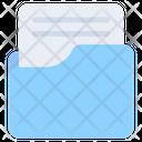 Folder Case Portfolio Icon