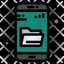 Folder Files Explore Icon