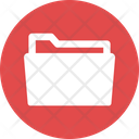 Archives Binders Files Icon