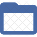 Folder Archive Download Icon