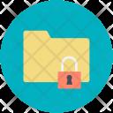 Folder Safety Data Icon