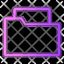 Folder File Folder File Icon