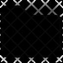 Folder Empty Computer Icon