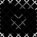 Folder Change Gear Icon