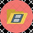 Folder Media Multimedia Icon