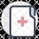 Folder Priscription File Icon