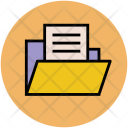 Folder Open Computer Icon