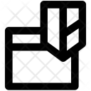 Folder Shield Data Icon