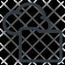 Folder Cloud Syncronize Icon