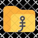 Folder Folders Zip Icon